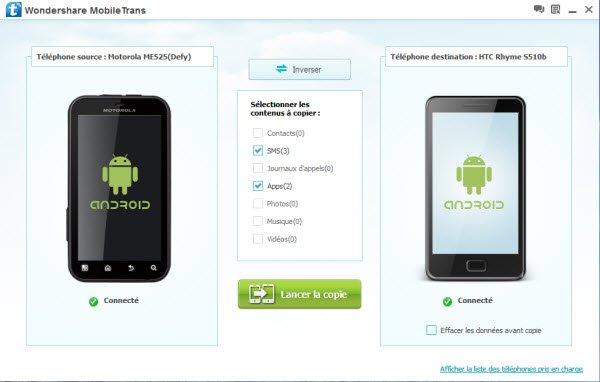 Transférer de données entre iPhone et Android dans Android htc-to-galaxy1